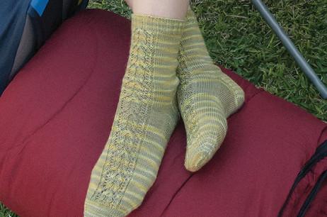 Appalachian Trail Socks (Pennsylvania)