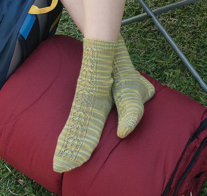Appalachian Trail Socks