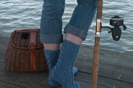 Ohio River Socks (Ohio)