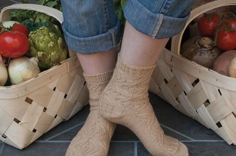 Sweet Onion Socks (Washington)