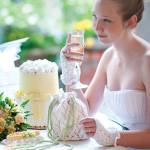 Honeysuckle Wedding Set (Gloucester, VA)