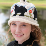 Bears & Blooms Hat (Sevierville, TN)