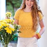 Sunshine Sweater (Lacombe, LA)